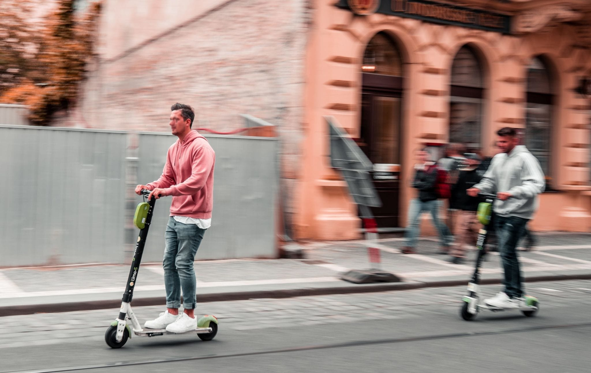 Bird Lime scooter accident attorney